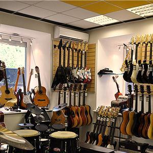 Музыкальные магазины Турочака
