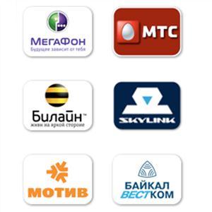 Операторы сотовой связи Турочака